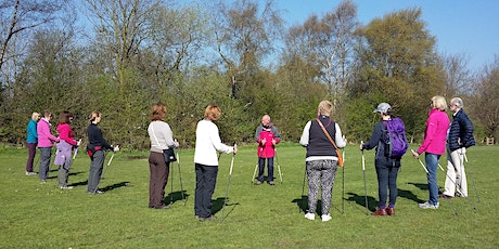 Introduction to Nordic Walking - November - Poynton tickets