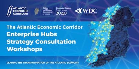 AEC Enterprise Hubs Strategy Consultation Workshop - LIMERICK tickets