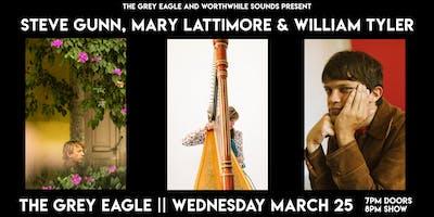 Steve Gunn, Mary Lattimore & William Tyler