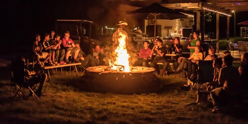 Flannel's and Flapjack's: Boy's Campout