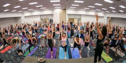 2020 Yoga and Health Expo Bradenton