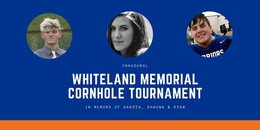 Inaugural Whiteland Memorial Cornhole Tournament