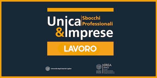 Unica&Imprese Lavoro: Opportunità lavorative nella Libera Professione