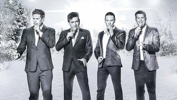 """Il Divo: """"A Holiday Song Celebration"""""""