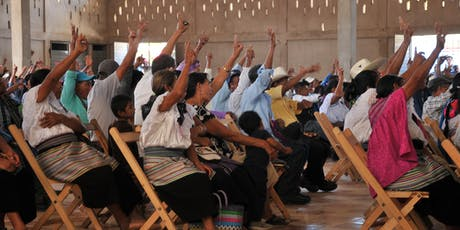 More than coffee: Cultivating dignity in Chiapas tickets