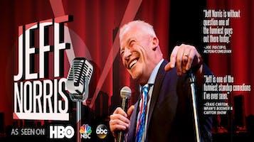 Comedian Jeff Norris