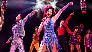 """SUMMER: The Donna Summer Musical"""