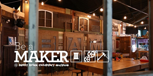 Parent Studio at the Betty Brinn Children's Museum