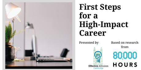 Workshop: First Steps for a High-Impact Career tickets