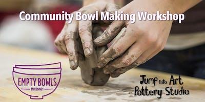 Bowl Making Workshop - Jan 19