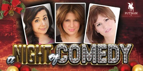 Comedy Night at Putnam County Golf Course tickets