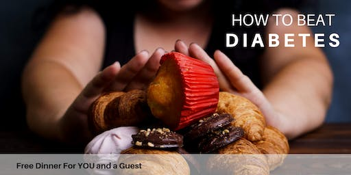 Beat Diabetes | FREE Dinner with Dr. Logan Evans, DC