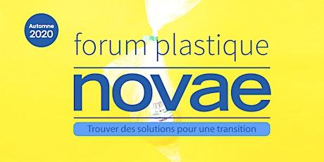 Forum Plastique - Novae 2020 billets