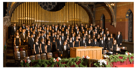 Cornell University Glee Club and Chorus PNW Tour Concert, Vancouver tickets