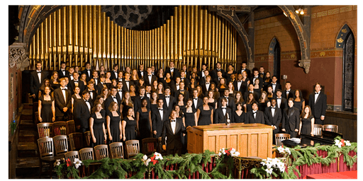 Cornell University Glee Club and Chorus PNW Tour Concert, Seattle