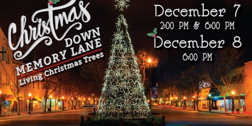 Millbrook Living Christmas Trees 2019