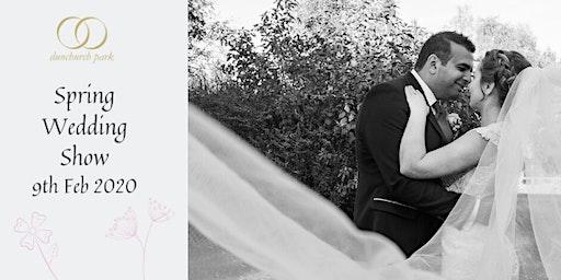Dunchurch Park Hotel Spring Wedding Show 2020