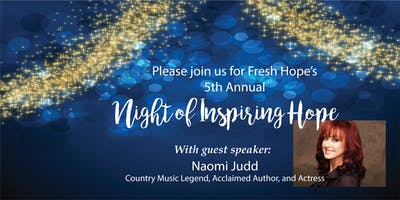 Night of Inspiring Hope Gala