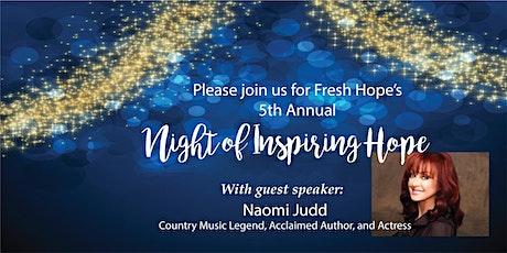 Night of Inspiring Hope Gala tickets