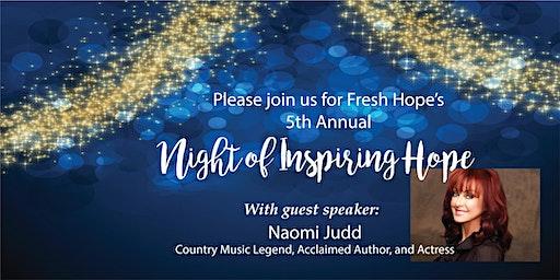 Night of Inspiring Hope Gala