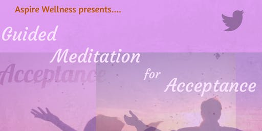 Guided Meditation for Acceptance