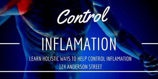 Learn how to control INFLAMMATION
