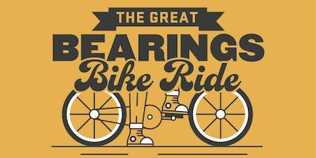 The Great Bearings Bike Ride tickets