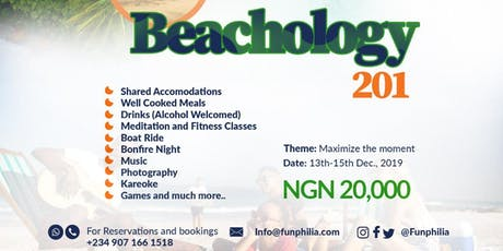 Beachology 201: Maximize the moment tickets
