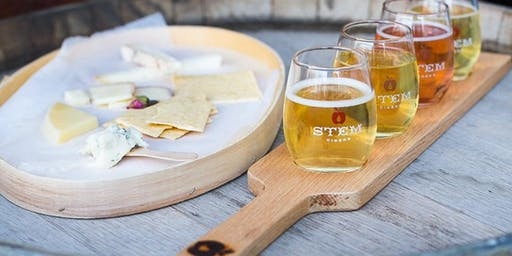 Cider & Sides: Truffle Cheese Shop & Stem Ciders