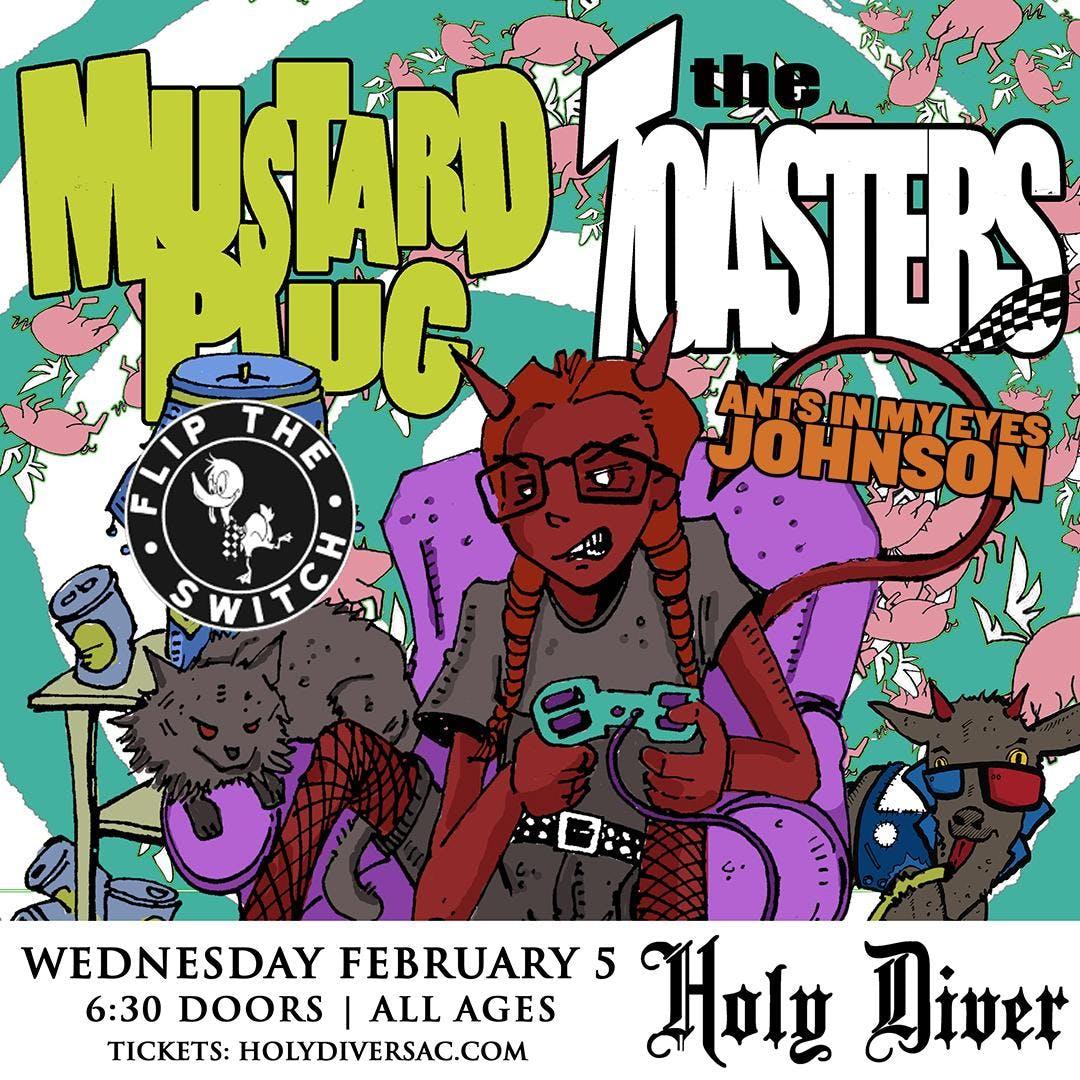 Mustard Plug / The Toasters