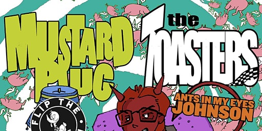 Mustard Plug / The Toasters @ Holy Diver