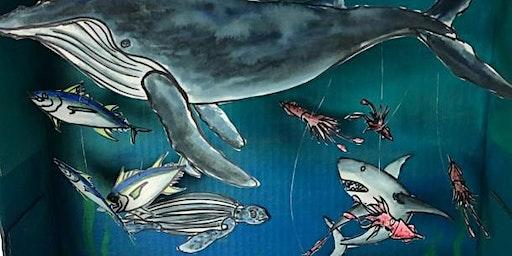 Marine Habitat Diorama (6-12yrs)