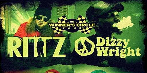 Rittz / Dizzy Wright @ Holy Diver