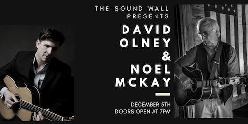 David Olney and Noel McKay December 5
