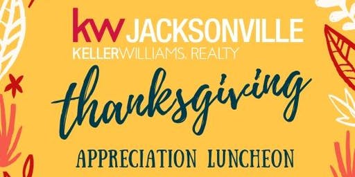 KW Jacksonville Thanksgiving Luncheon