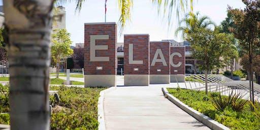 ELAC Legal Aid Clinic Workshop Student Participants