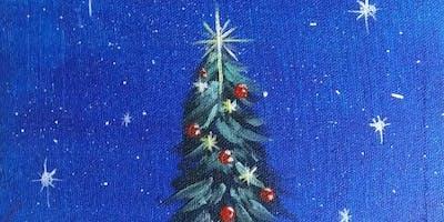 Creative Holiday - Paint Night