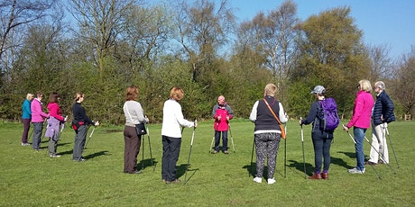Introduction To Nordic Walking - July - Macclesfield tickets