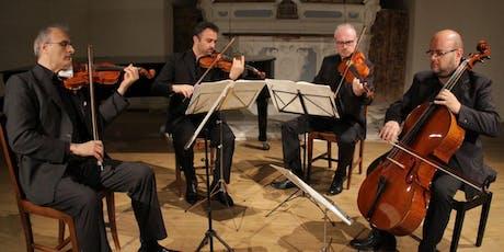 Haydn String Quartets XIII/23 biglietti