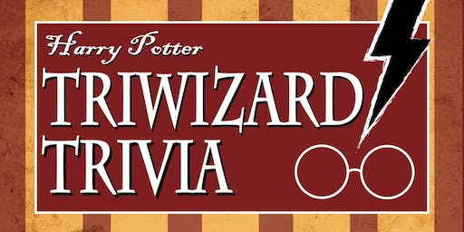 Harry Potter TriWizard Trivia at InStill Distilling Co.