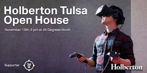 Holberton Tulsa Open House - November 13th, 2019