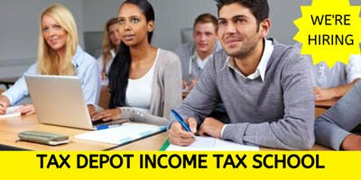 6 WEEK INCOME TAX COURSE-EVENING CLASS 6:30 p.m. - 8:30 p.m.