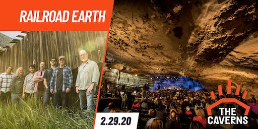 Railroad Earth in The Caverns