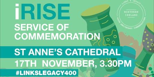 iRise - Service of Commemoration