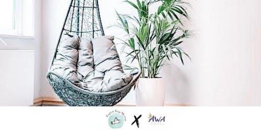 Yoga x AWA Hotel (on donation - bring a mat)