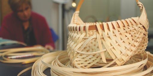 Basketweaving: Carry-All Baskets