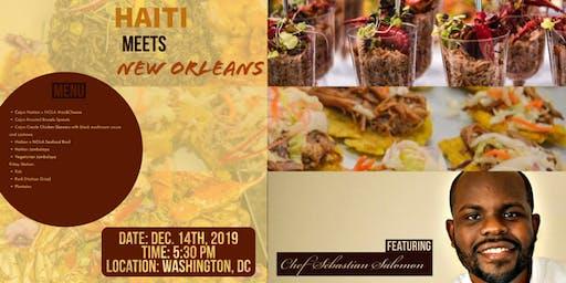 HAITI MEETS NEW ORLEANS