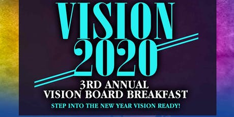 VISION 20/20 BREAKFAST EVENT tickets