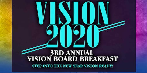 VISION 20/20 BREAKFAST EVENT