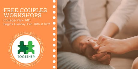 TOGETHER Program Workshop Session 1 of 6 - CP Tuesdays (Feb. 18th) tickets